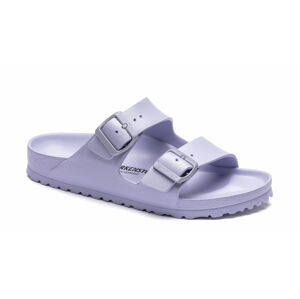 Birkenstock Arizona EVA Beach Purple Fog Narrow Fit fialové 1017046