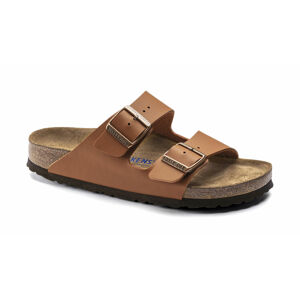 Birkenstock Arizona SFB BF Ginger Brown hnědé 1019067