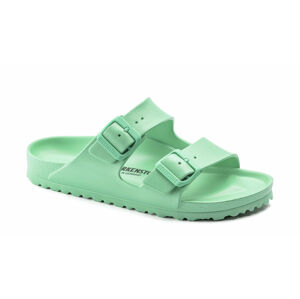Birkenstock Arizona EVA Beach Bold Jade Narrow Fit hnědé 1019120