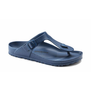 Birkenstock Gizeh EVA Navy Regular Fit modré 1019161
