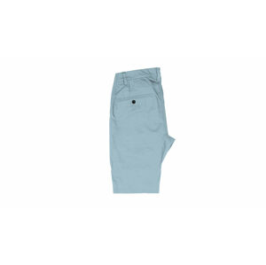 Dedicated Chino Shorts Nacka Light Blue modré 16268