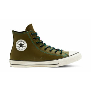 Converse Chuck Taylor All Star Tumbled Leather Mountain Club zelené 165957C