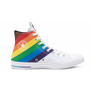 Converse Chuck Taylor Pride All Star High Top bílé 167758C