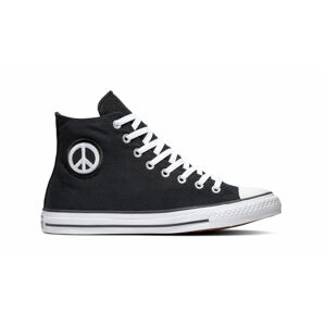 Converse Chuck Taylor All Star Peace Powered Hi černé 167891C