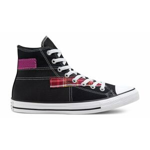 Converse Unisex Hacked Fashion Chuck Taylor All Star High Top černé 168745C