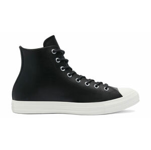 Converse Chuck Taylor All Star High Color Leather Black černé 170100C