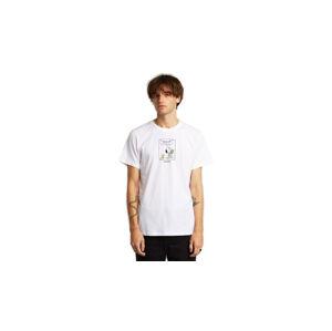 Dedicated T-shirt Stockholm Snoopy Stupidity White bílé 18198