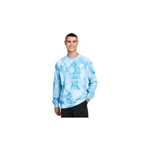 Dedicated Sweatshirt Malmoe Tie Dye Blue modré 18252