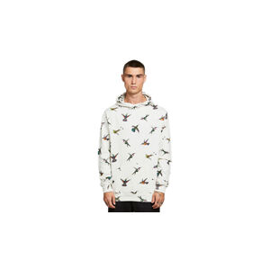 Dedicated Hoodie Falun Hummingbirds Off-White oranžové 18253