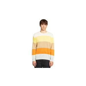 Dedicated Sweater Mora Stripe Multi Color Multicolor 18544