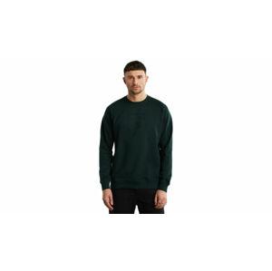 Dedicated Sweatshirt Malmoe Local Planet Dark Green zelené 18824