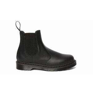 Dr. Martens Mono Smooth Leather Chelsea Boots černé DM25685001