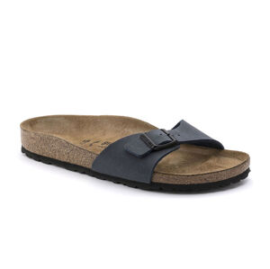 Birkenstock Madrid BS Regular Fit modré 40121