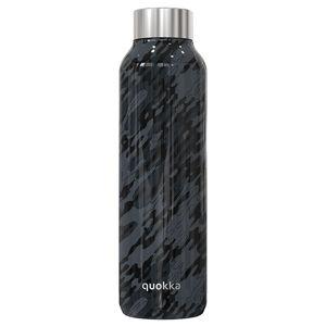 Quokka, Nerezová láhev Solid, 630 ml, camo, Q11806