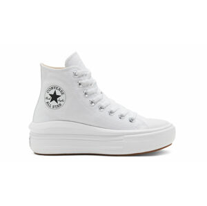 Converse Chuck Taylor All Star Move High Top bílé 568498C