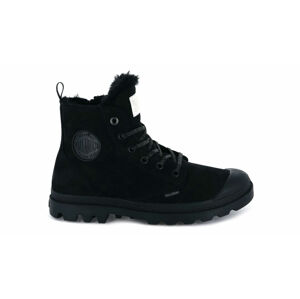 Palladium Pampa Hi Zip Wool Black černé 95982-010-M
