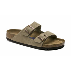 Birkenstock Arizona SFB VL Taupe Regular Fit hnědé 951301