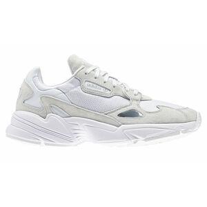 adidas Falcon  Ftwr White bílé B28128