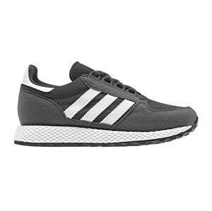 adidas Forest Grove J Grey Six  šedé CG6798