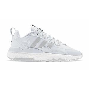 adidas Nite Jogger Winterized Crystal White/Ftwr White/Core Black bílé FZ3660