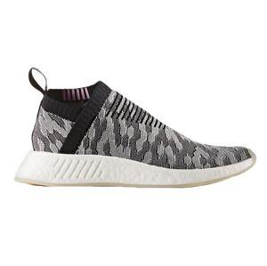 adidas NMD CS2 City Sock Primeknit Wonder Pink šedé BY9312