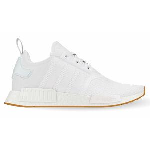 "adidas NMD R1 ""Gum Sole"" Triple White bílé D96635"