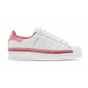 adidas Superstar Junior bílé FX5893