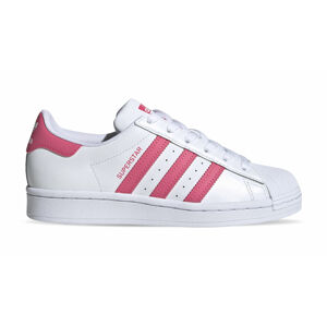 adidas Superstar Junior bílé FW0773