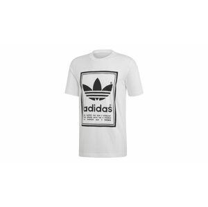 adidas Vintage T-shirt bílé ED6916
