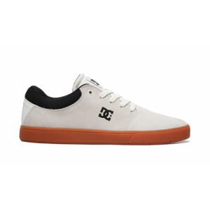 DC Shoes Crisis Light Grey šedé ADYS100029-VA3