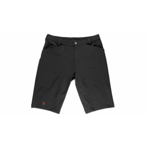 Chrome Industries Union shorts černé AP-130-BK-NA