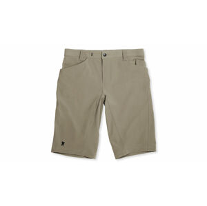 Chrome Industries Union shorts hnědé AP-130-KH-NA