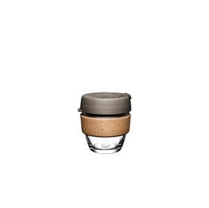 KeepCup Brew Cork Latte 08oz hnědé BCLAT08