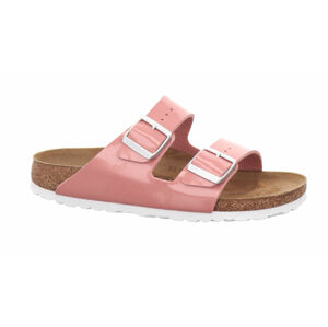 Birkenstock Arizona Patent Old rose Narrow růžové 1016071