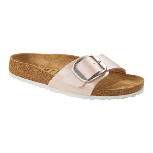 Birkenstock Madrid Big Buckle BF Graceful Light Rose Regular Fit růžové 1018768