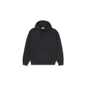 Carhartt WIP Hooded Ashland Sweatshirt Black černé I028325_89_00