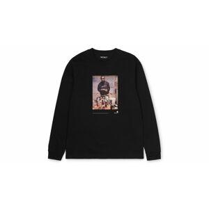 Carhartt WIP L/S 1998 Ad Jay One T-Shirt černé I028503_89_00
