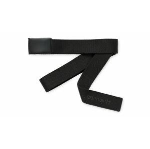 Carhartt WIP Script Belt Tonal Black černé I028401_89_00