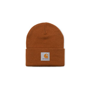 Carhartt WIP Short Watch Hat Brandy hnědé I017326_0E9_00