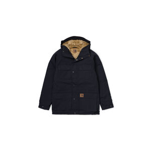 Carhartt WIP Mentley Jacket Dark Navy modré I028128_1C_00