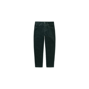Carhartt WIP Newel Pant Dark Teal zelené I027232_0F2_02