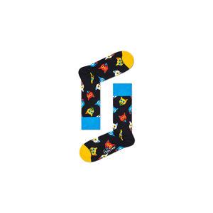 Happy Socks Cat Sock Multicolor CAT01-9300