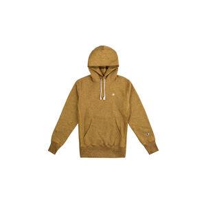 Champion Hooded Sweatshirt světlehnědé 214941_F20_YM501