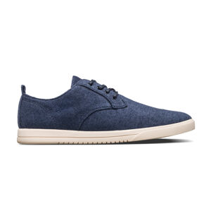 Clae ELLINGTON TEXTILE NAVY RECYCLED TERRY modré CL20AET01-NRT