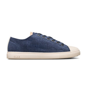 Clae HERBIE TEXTILE NAVY RECYCLED TERRY modré CL20AHT01-NRT