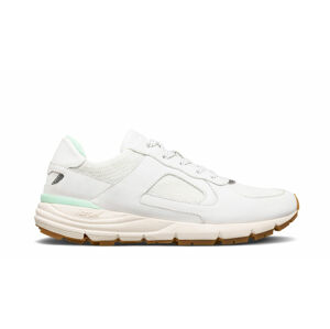 Clae Edwin White Milled Leather Neo Mint bílé CL20AED03-WMM