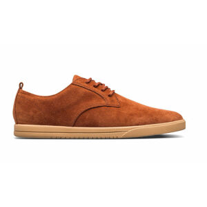 Clae Ellington Suede Blowfish Brown hnědé CL19AES01-BBR