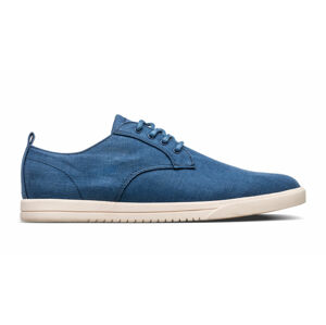 Clae Ellington Textile Ensign Blue Hemp modré CL20CET01-EBH