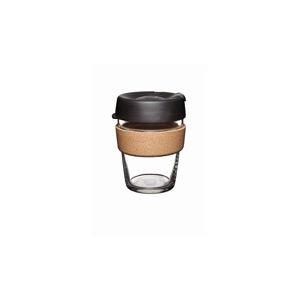 KeepCup Brew - Cork Edition Changemakers Espresso 12oz hnědé BESP12