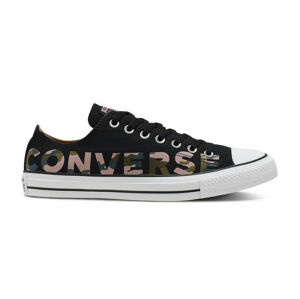 Converse Chuck Taylor All Star Canvas Wordmark Low Top Multicolor 166234C